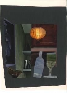 collage de Christine Pariente-Valette du Château Troplong-Mondot