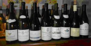 Bourgogne blanc premier cru 2008