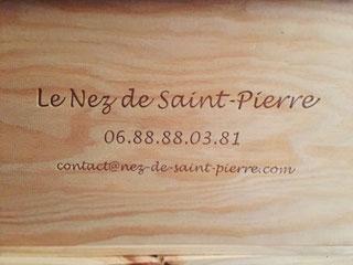 Le Nez de Saint Pierre a 25-ans