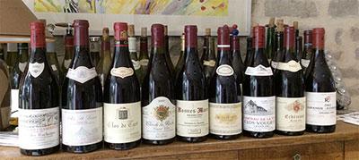 vins nez de Saint-Pierre
