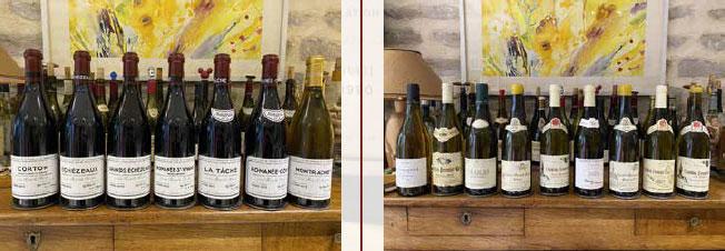 Catalogue des vins de Noël 2020